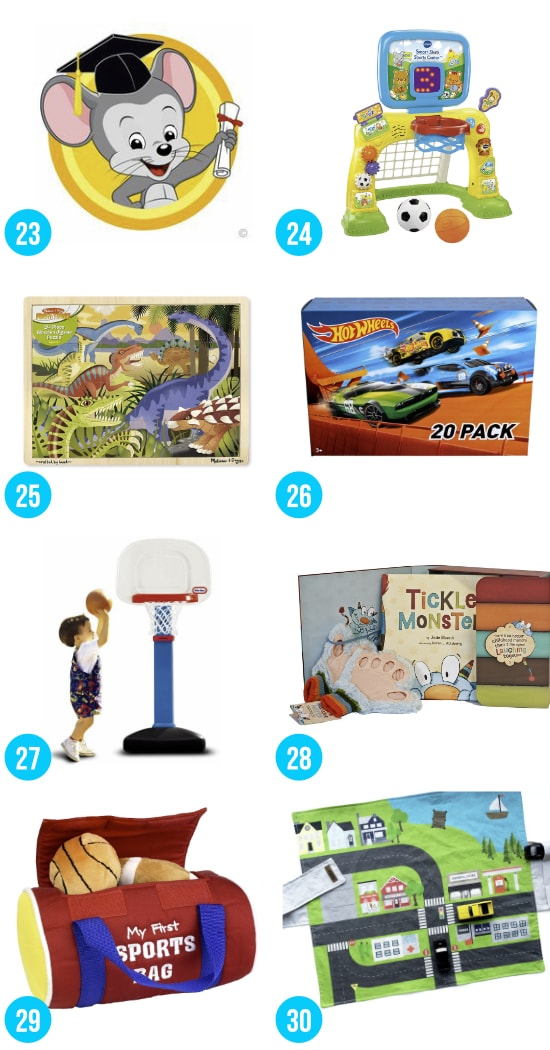 Toddler Boy Gift Ideas