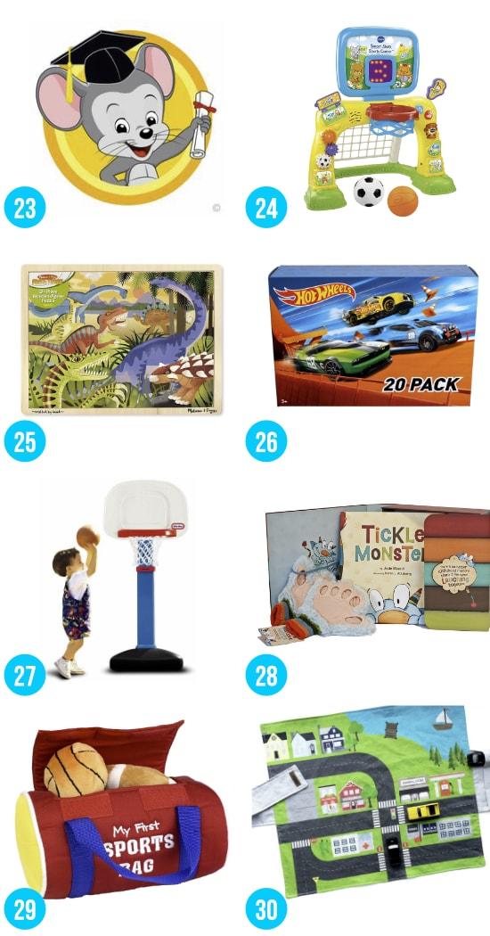 Toddler Boy Gift Ideas