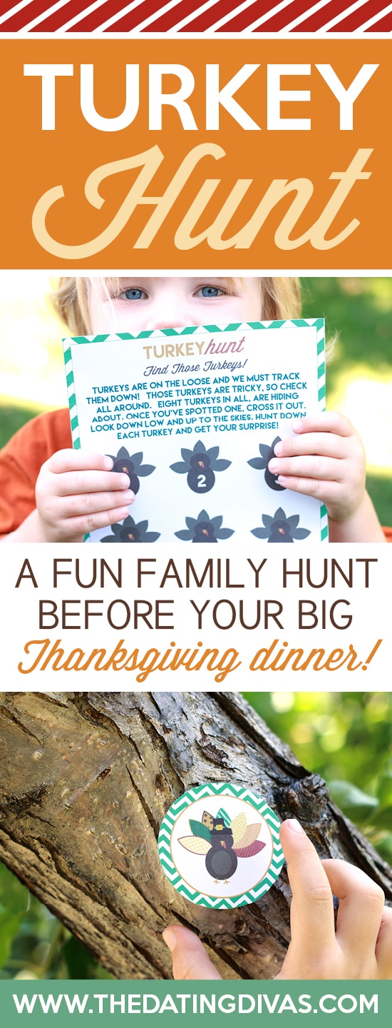 Thanksgiving Family Turkey Hunt