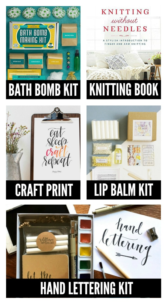 Valentine's Day Gift Ideas for Her - Creative and Crafty Gifts