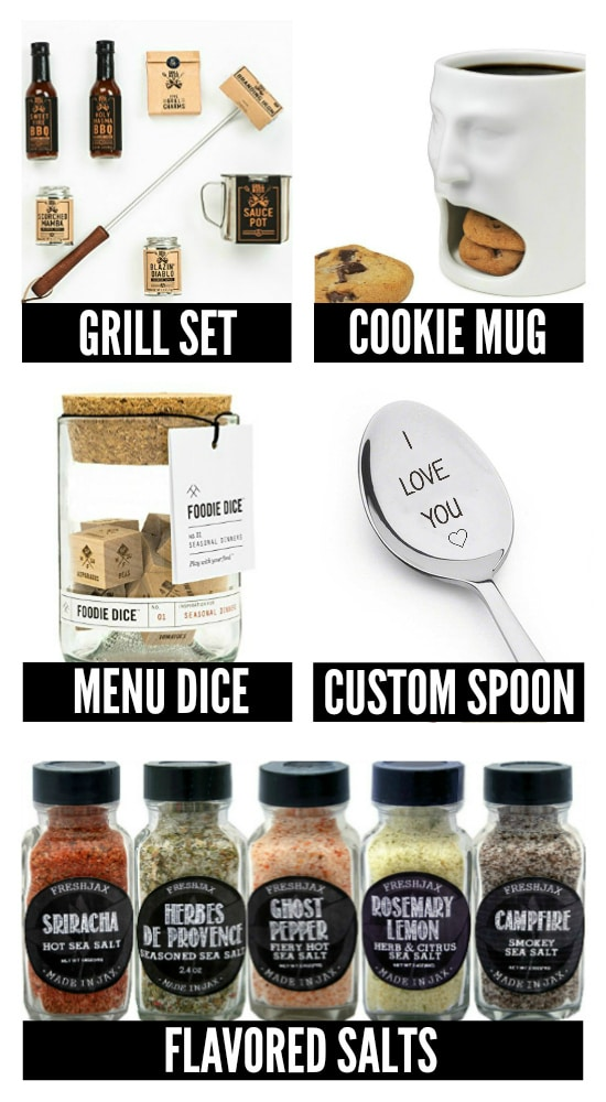 Creative Foodie Gift Ideas for Him on Valentine's Day