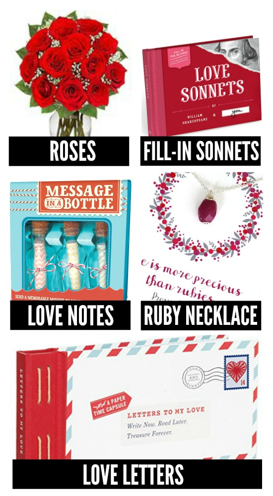 Creative and Classic Valentine's Day Gift Ideas for Her