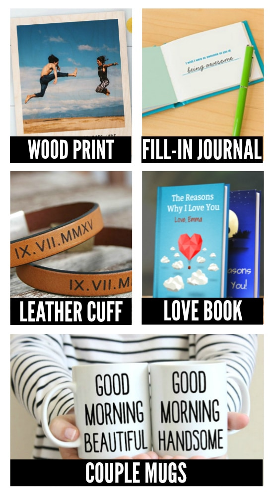 Valentine's Gift Ideas from Him - Creative and Thoughtful