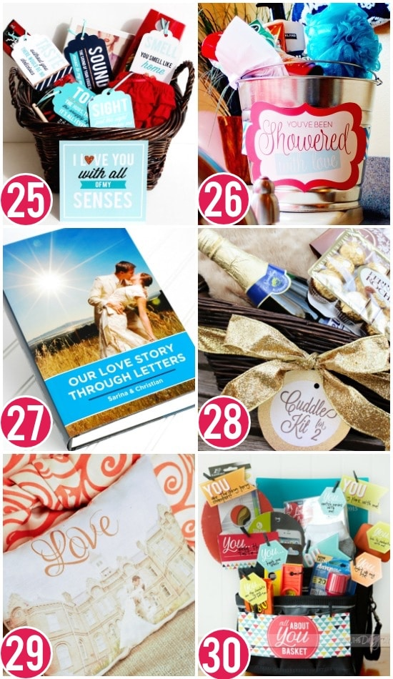Valentine's Day Gift Ideas For Your Spouse