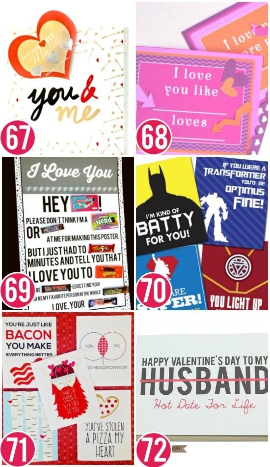 Valentine's Day Love Notes