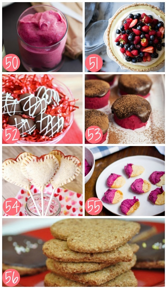 Valentine's Day Vegan Treats