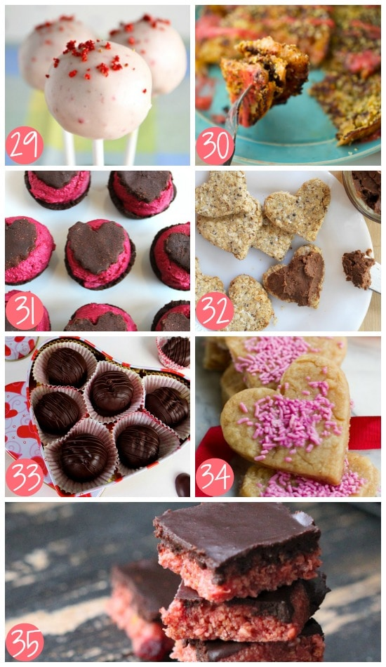 Vegan Valentine's Day Treats