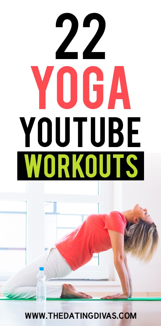 22 Yoga YouTube Workouts