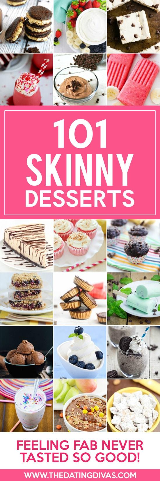 101 Skinny Desserts