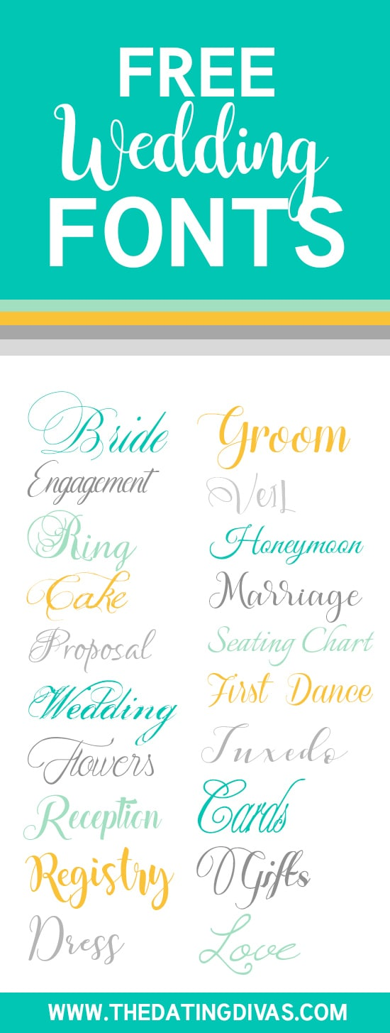 Romantic Free Wedding Scripts
