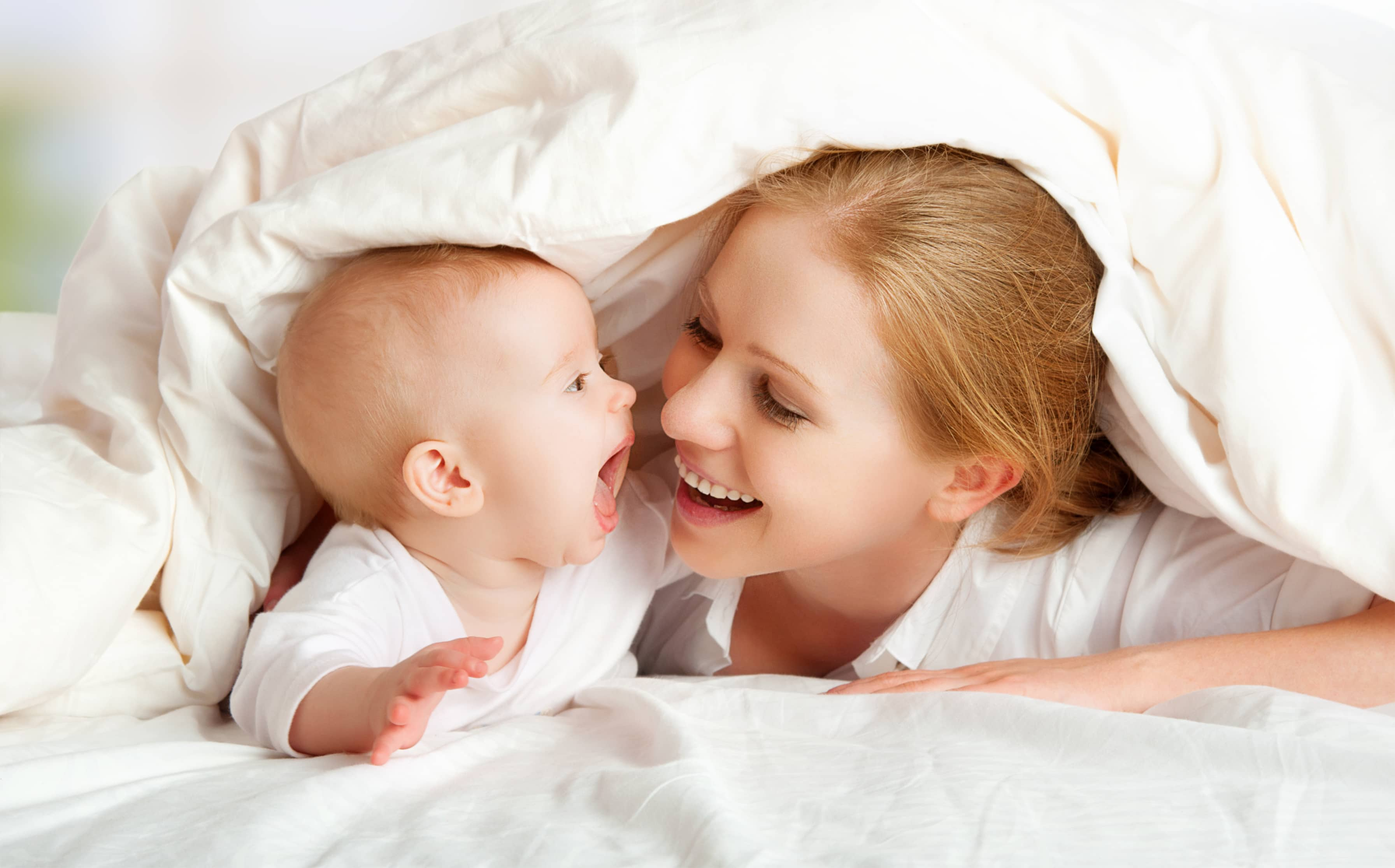 Why Husbands Love New Moms