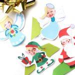 Doorbell Ditch Christmas Surprise