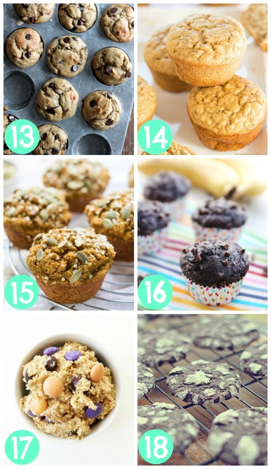 Low Calorie Baked Desserts