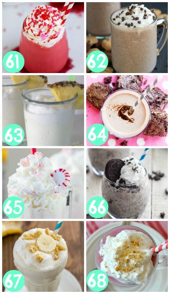 Skinny Dessert Drinks