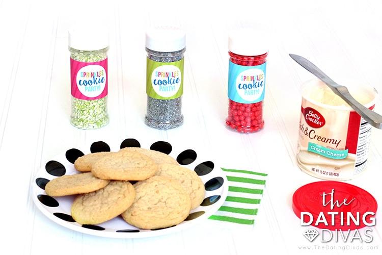 Sprinkles Cookie Party