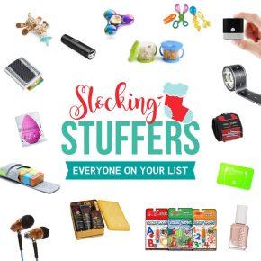 #StockingStuffers