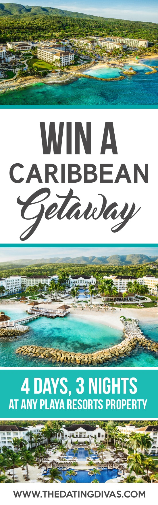 WIN a Caribbean Getaway!