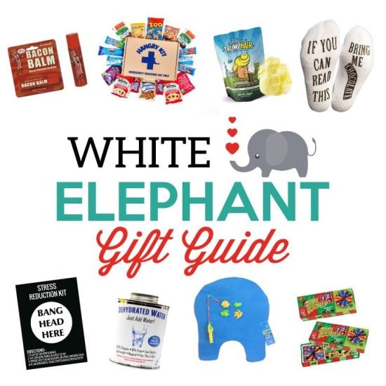 The dating divas white elephant gifts