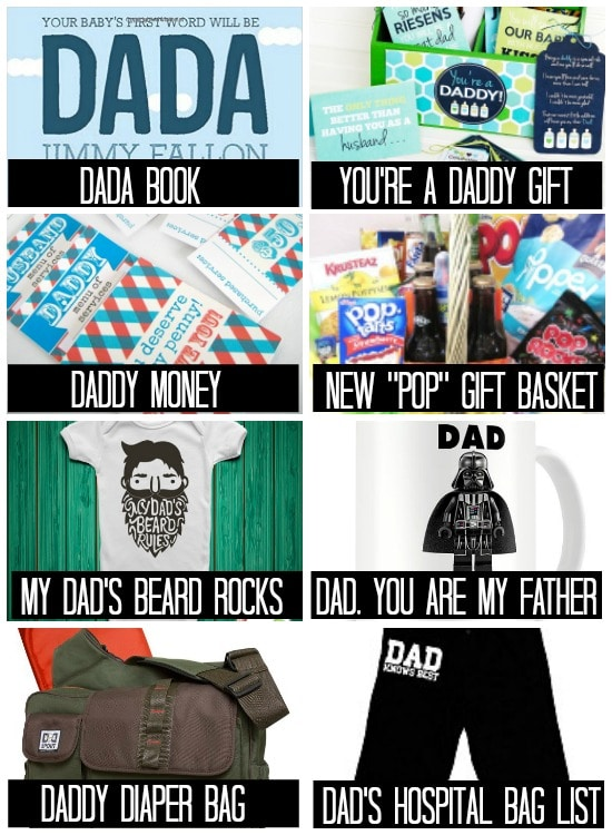 8 gift ideas for a new dad