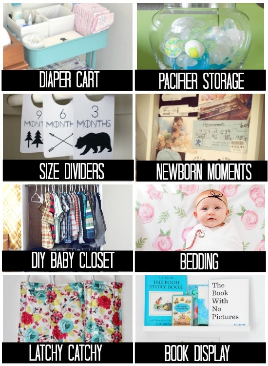 8 nursery tips
