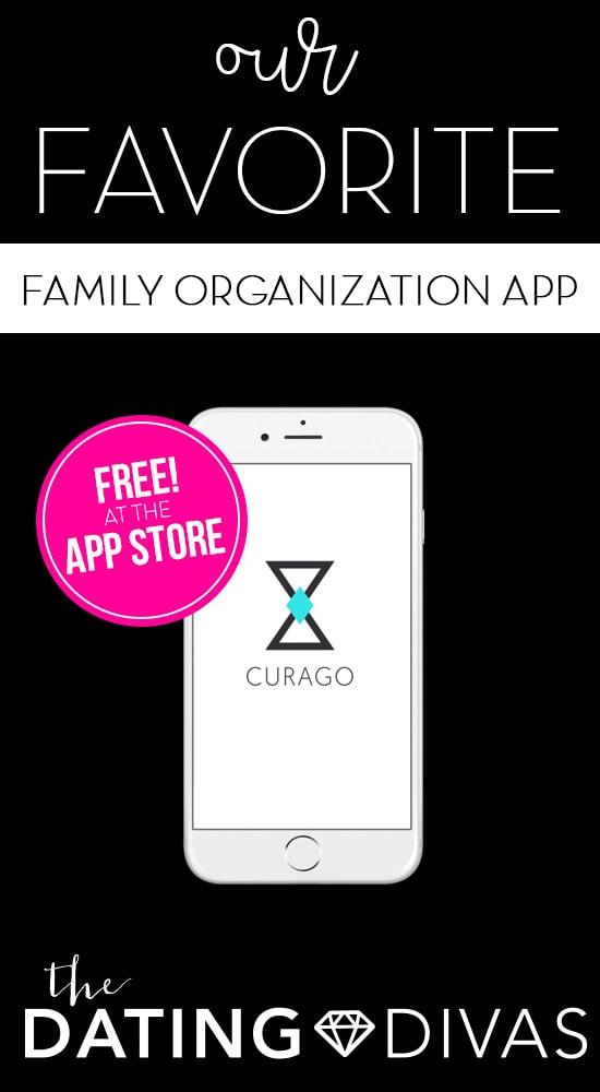 curago - best organization app - the dating divas