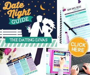 Date Night Guide | The Dating Divas tips for a happy marriage as parents