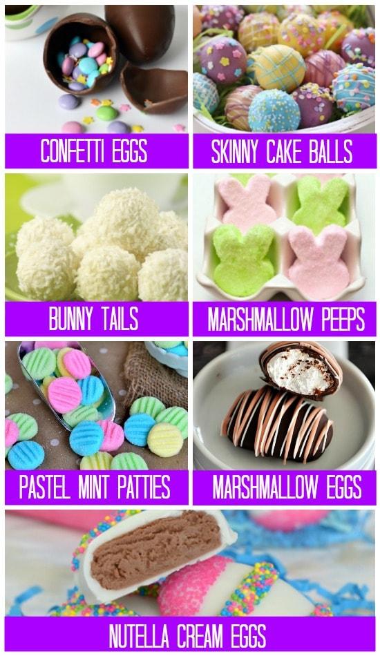 101 Fun Easter Treats Bites