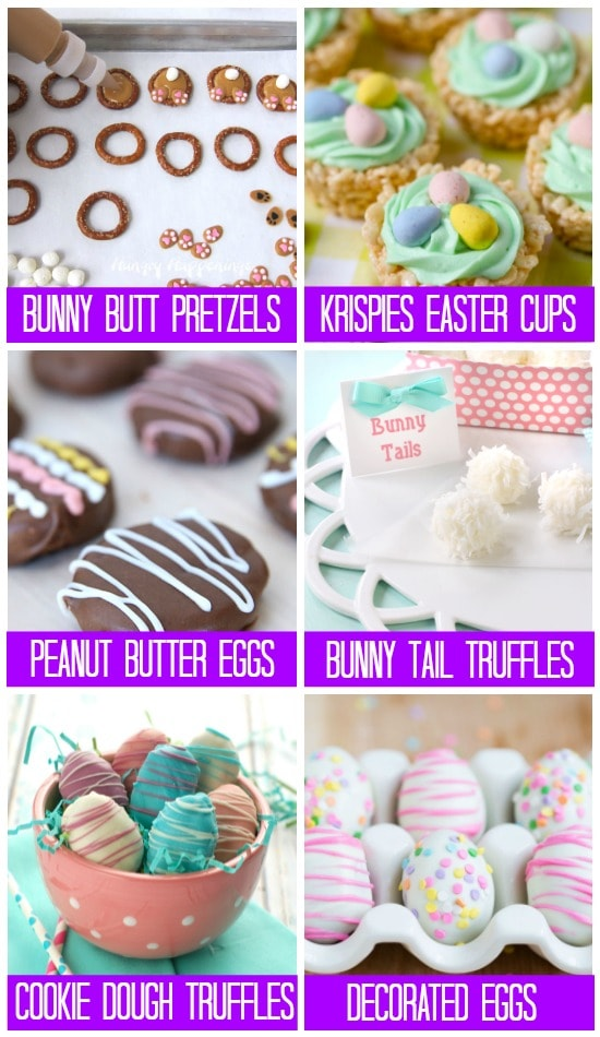 Easter Treats Bites