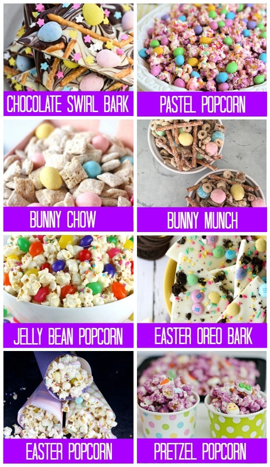 Easter Treats Munchies