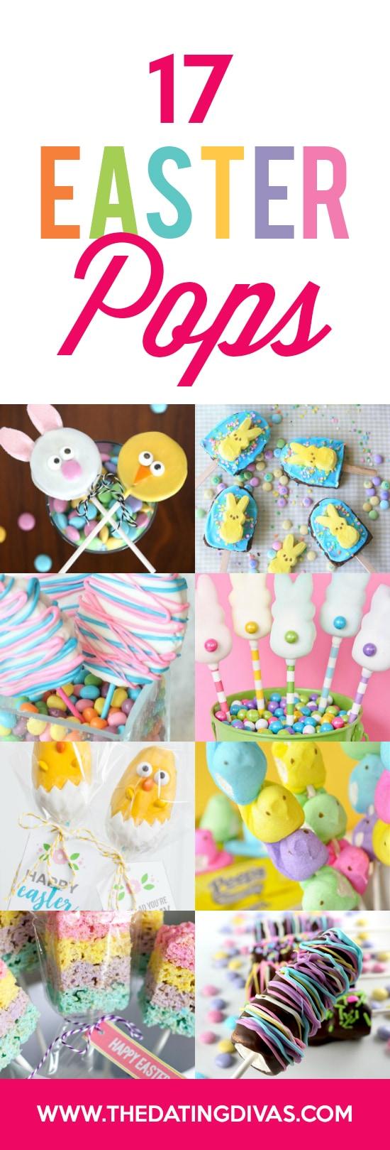 Pops Easter Treats