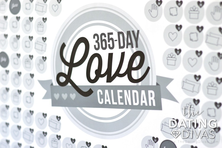 Everyday Love Calendar