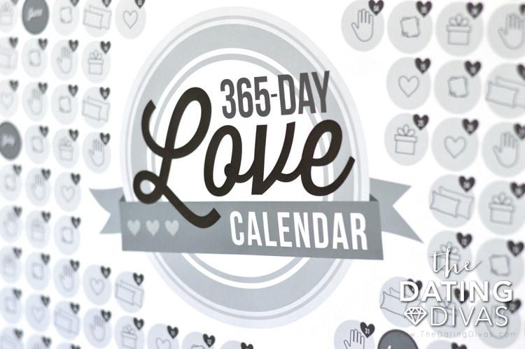 Everyday Love Calendar