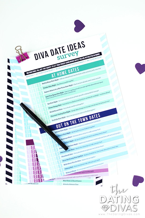Date Night Guide Surveys