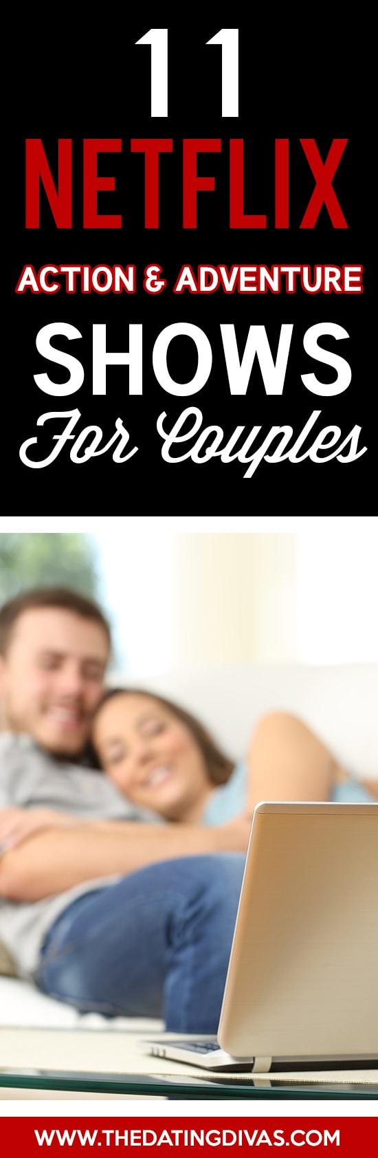11 Action & Adventure Netflix Shows for Couples