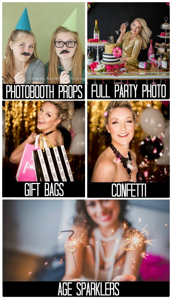 Birthday Photo Ideas for Adults