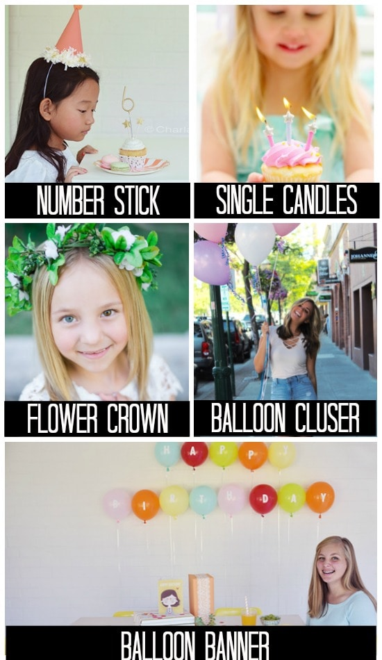 Birthday Photo Ideas for Older Kids and Adults