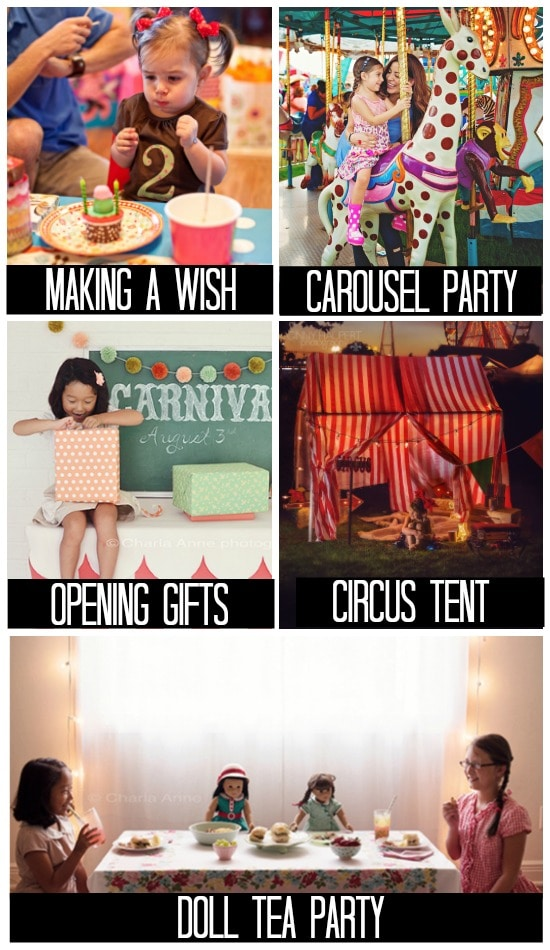 Birthday Photo Ideas for Capturing a Party in Action!