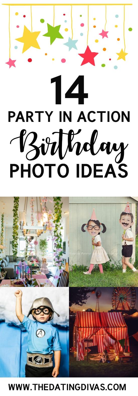 101 Birthday Photo Ideas - The Dating Divas