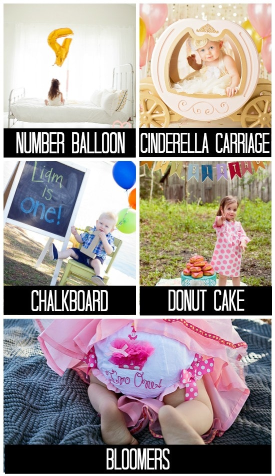 Memorable Props and Poses and Birthday Photo Ideas