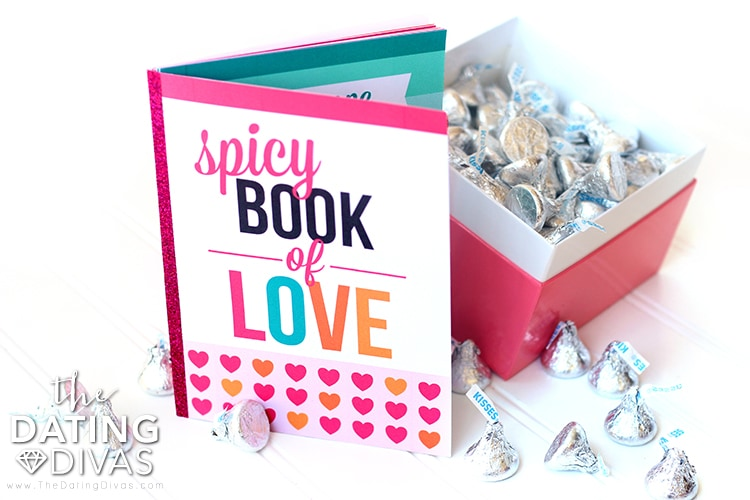 Printable Spicy Book of Love