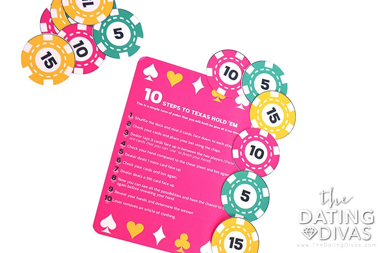 poker dating Caribbean stud poker is based on basic five-card draw, but puts the players up against the house, rather than each other play this casino game free.