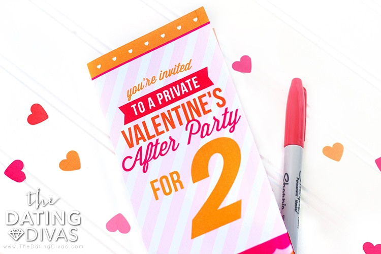 Valentine's Bedroom Party Pack