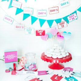 Valentine's Countdown- 14 Days of Love!