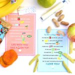 Candy Gram Card (Plus Healthy Options)