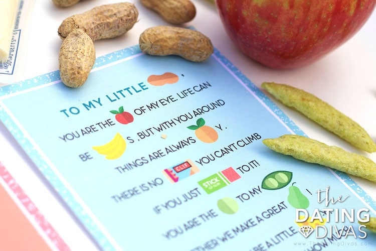 Healthy Card for Kids