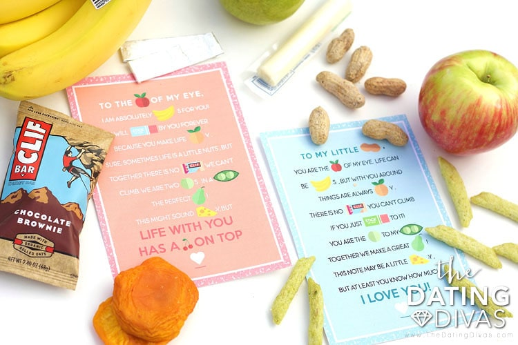 Healthy Cards for Your Kids and Your Spouse