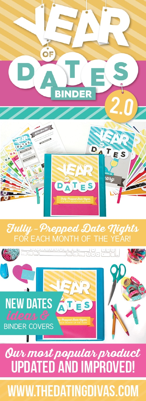 Free 12-Months of Pre-Planned Date Night Printables | Free Homeschool ...