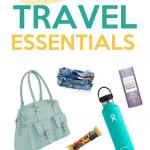 Spring Break Travel Essentials