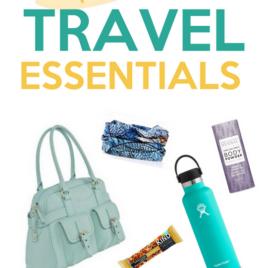 80 Spring Break Travel Essentials Packing List