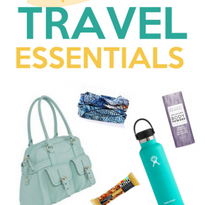 80 Spring Break Travel Essentials Packing List
